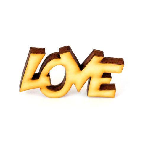 """Schriftzug """"Love"""" aus Holz //  Der Schriftzug """"Love"""" aus Holz zum Bemalen, Lackieren oder einfach naturbelassen eignet sich perfekt zum Basteln."""