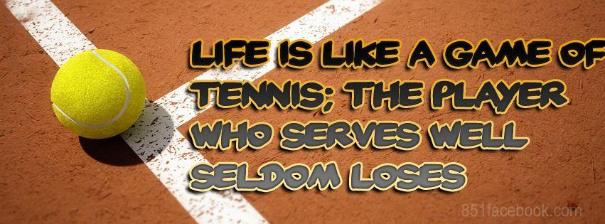 sport quotes tennis - Google zoeken | Funny tennis Pics ...