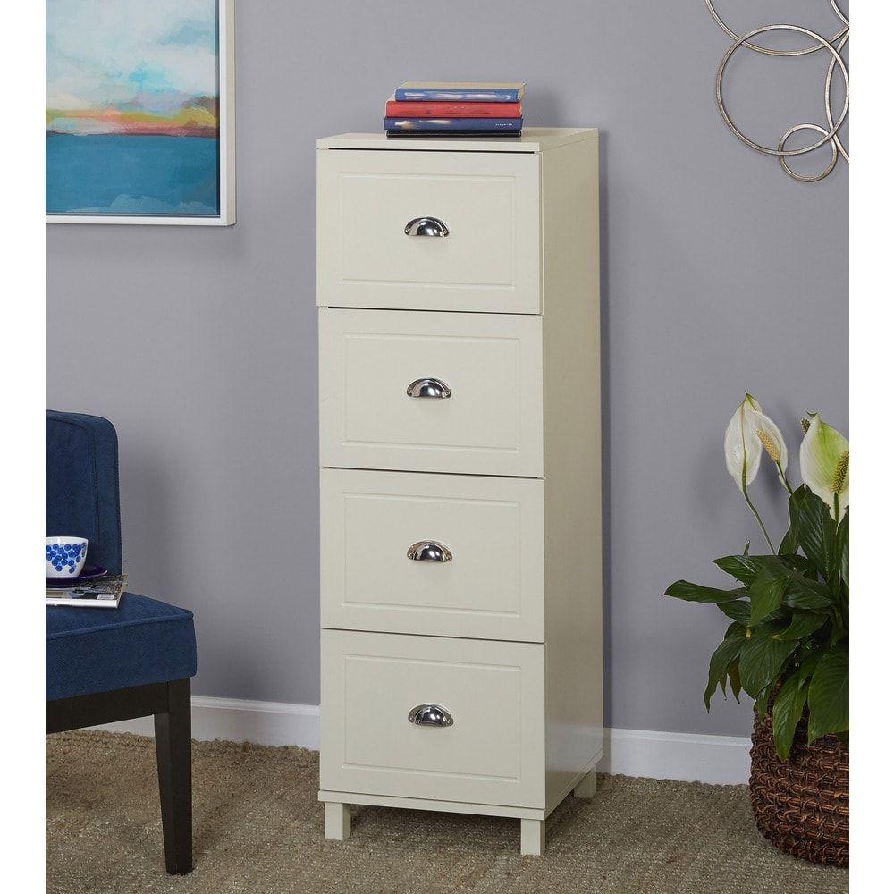 Simple living bradley drawer filing cabinet black drawer file