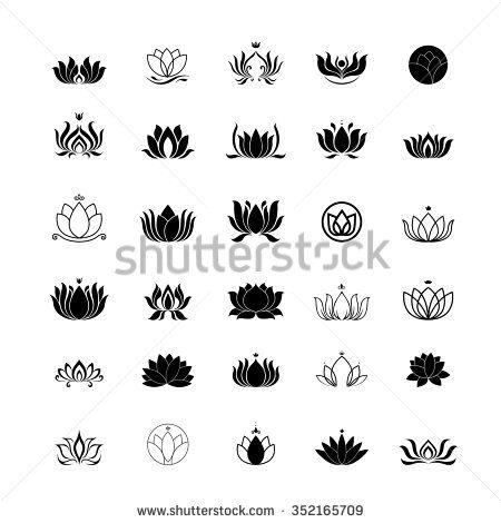 Lotus flower logo tattoos pinterest tattoos lotus tattoo and lotus flower logo mightylinksfo