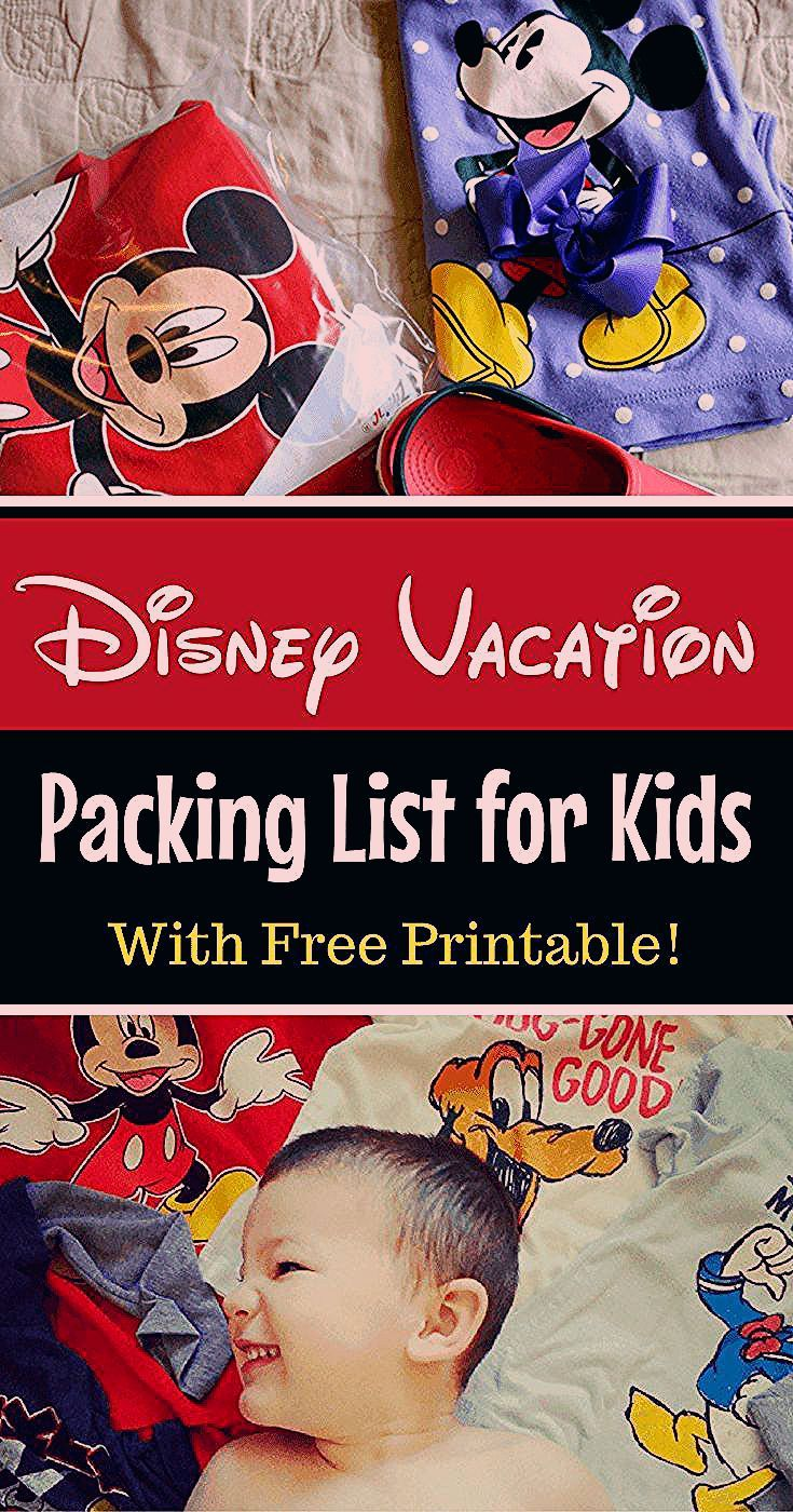 Photo of Disneyland Secrets Packing Lists Disneyland