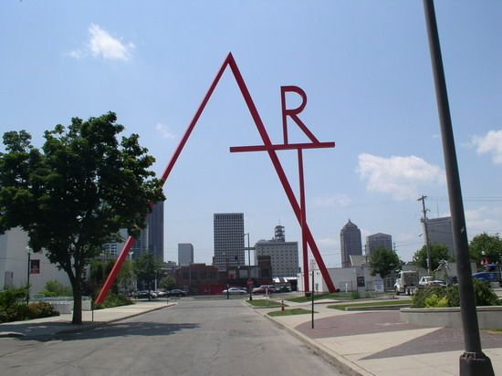 Art Columbus Ohio At The Columbus College Of Art And