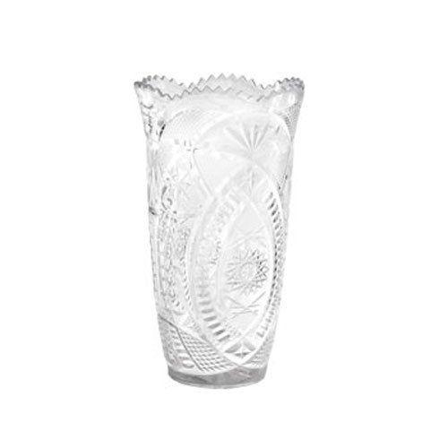 Decortive Vase Plastic Cut Edge Vases 8 Has The Look Of Cut
