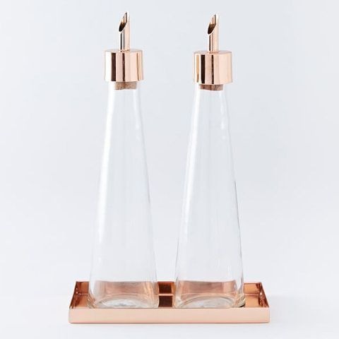 9 Gorgeous Copper Items to Brighten Up Your Kitchen is part of Metal Home Accessories West Elm - Copper is the metal of choice this holiday season—and we've rounded up some shiny options