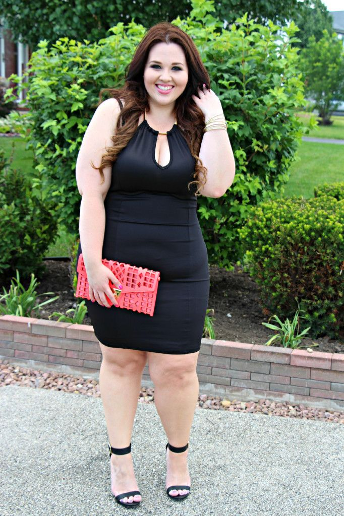 Vegas style dresses for plus size women