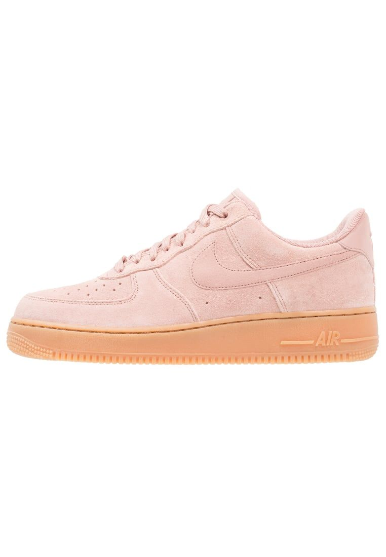 nike air force 1 07 rosa