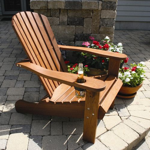 Incredible King Adirondack Chair With Cup Holder Reviews Adirondack Download Free Architecture Designs Pushbritishbridgeorg
