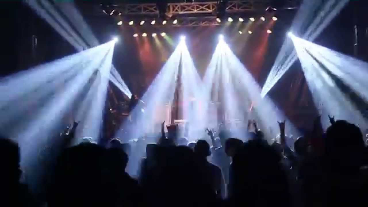BURGERKILL live at INDIE CLOTHING X REBELHOOD SURABAYA 2014