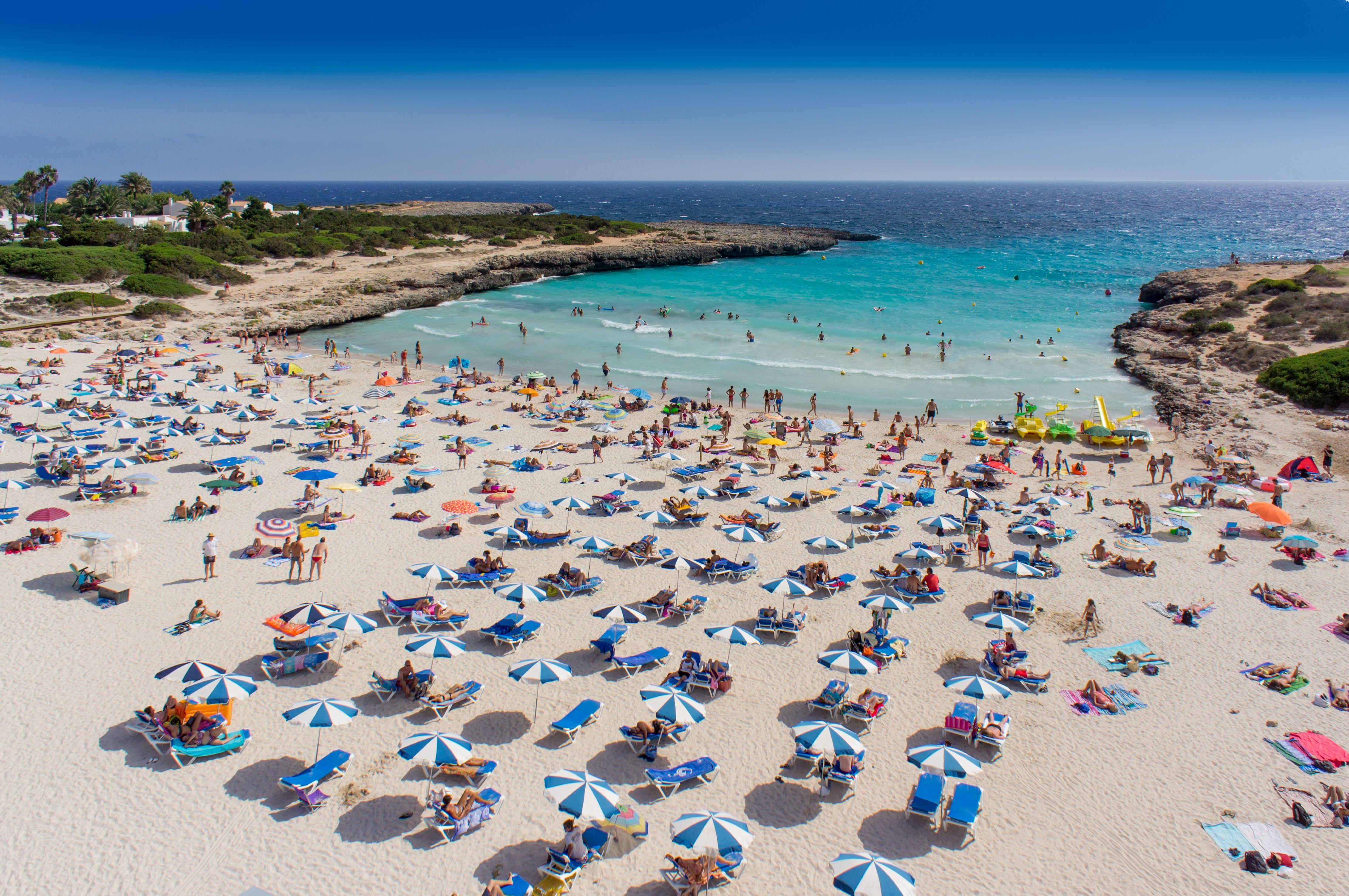 Menorca Calan Bosch