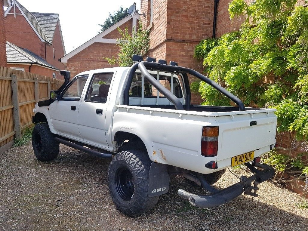 Time has come to sell my faithful mk3 double cab. I\'ve owned the ...