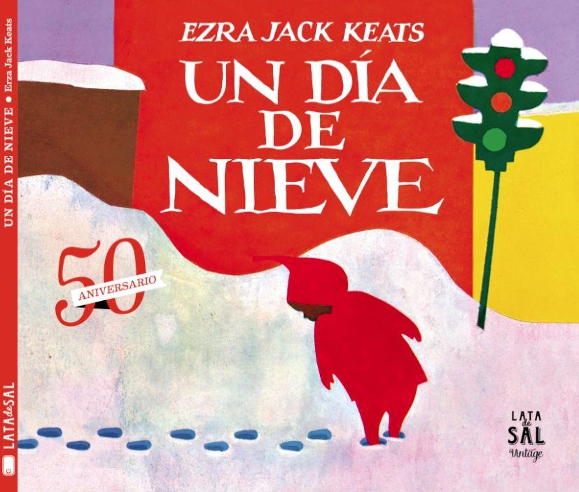 GENER-2016. Ezra Jack Keats. Un día de nieve. Ficció (0-5 anys). Llibre recomanat