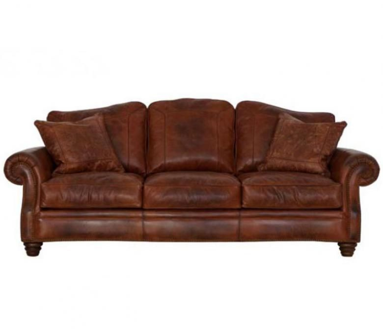 The Lana Leather Furniture Collection Is A Tremendous Looking Sofa