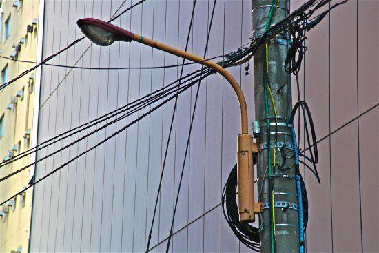 Tokyo Japan August 2013 Japan Street Tokyo Japan Tokyo