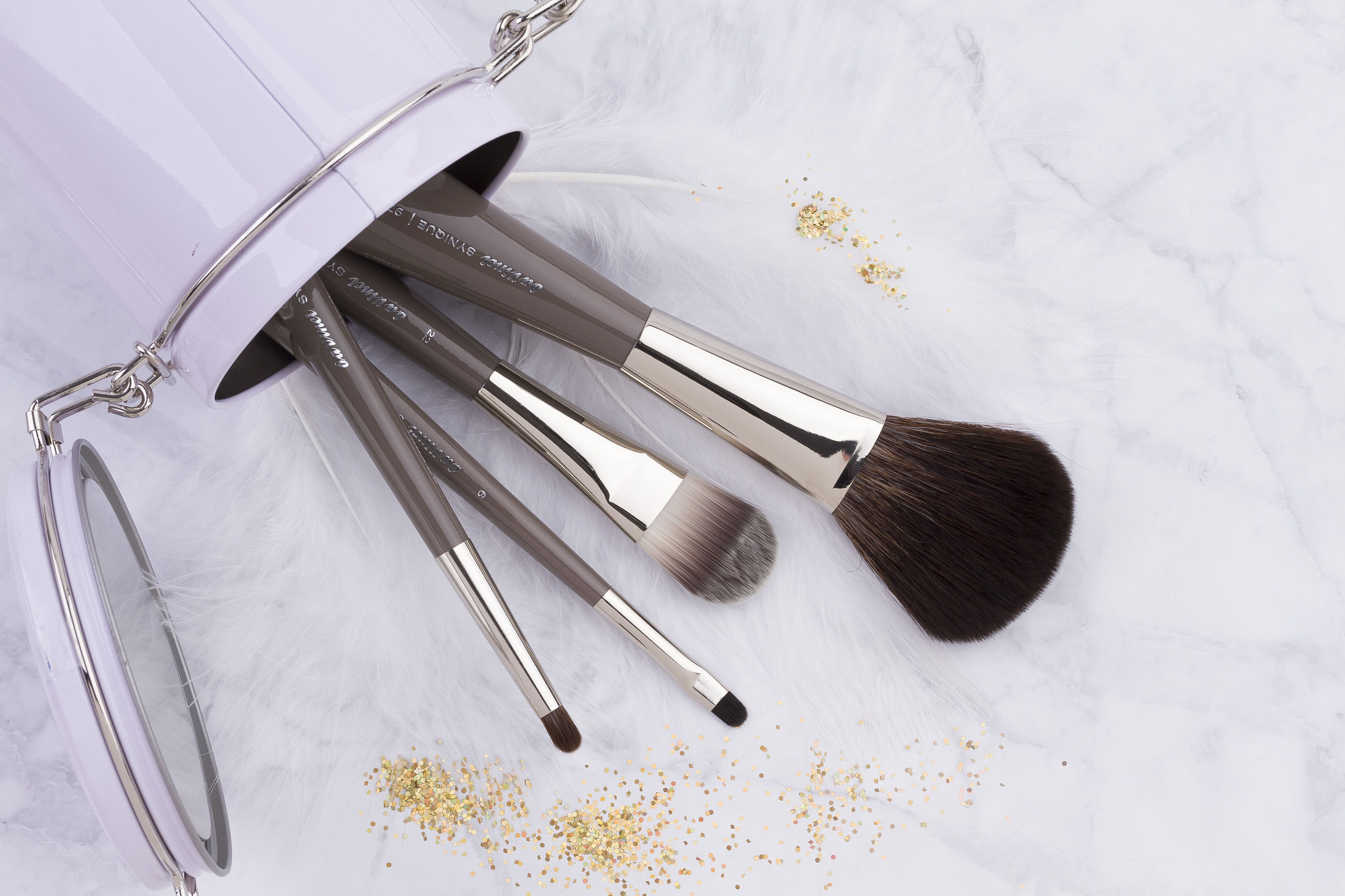 da Vinci SYNIQUE #makeupbrushes #handmade #in #germany # ...