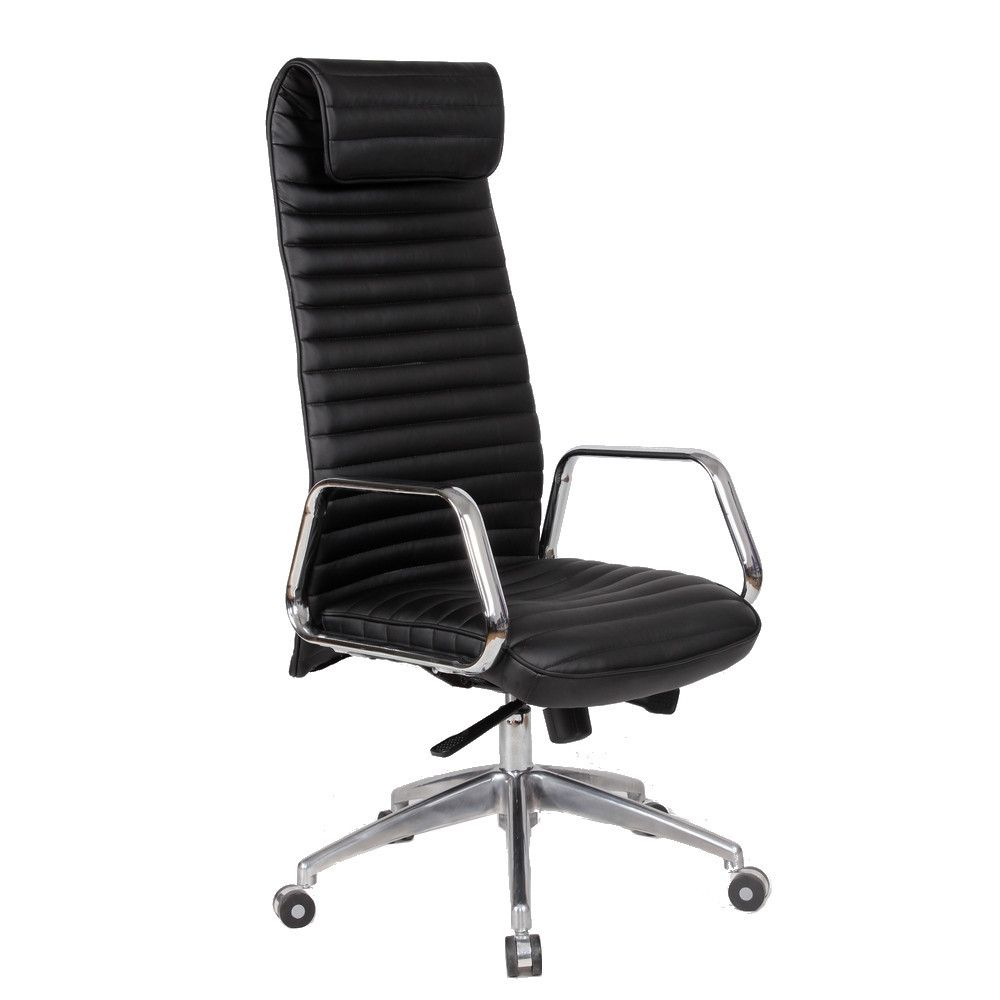 Finemod Imports Modern Ox High Back Office Chair # ...