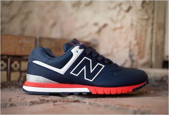 New Balance 574 Revlite | Sneakers men fashion, Sneakers men, New ...
