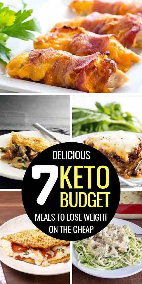 Keto On A Budget − Cheap Keto Meals images