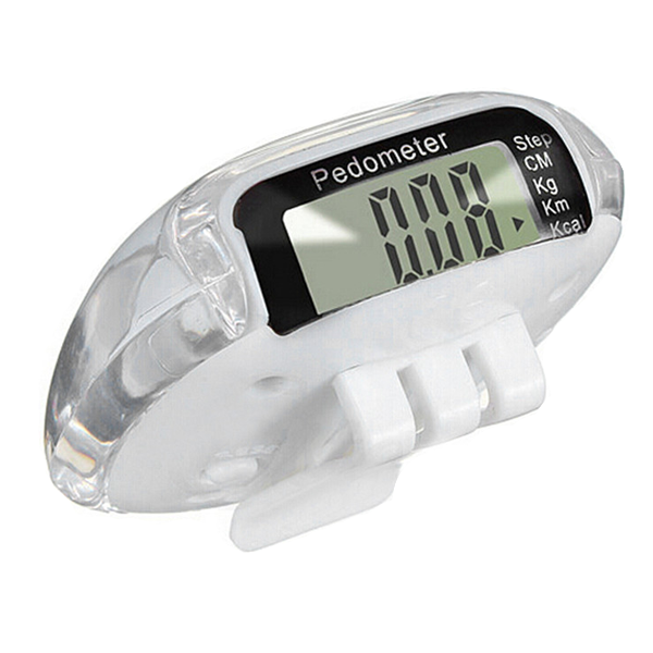 LCD Multi-function Calorie Steps Counter Pedometer | Step ...