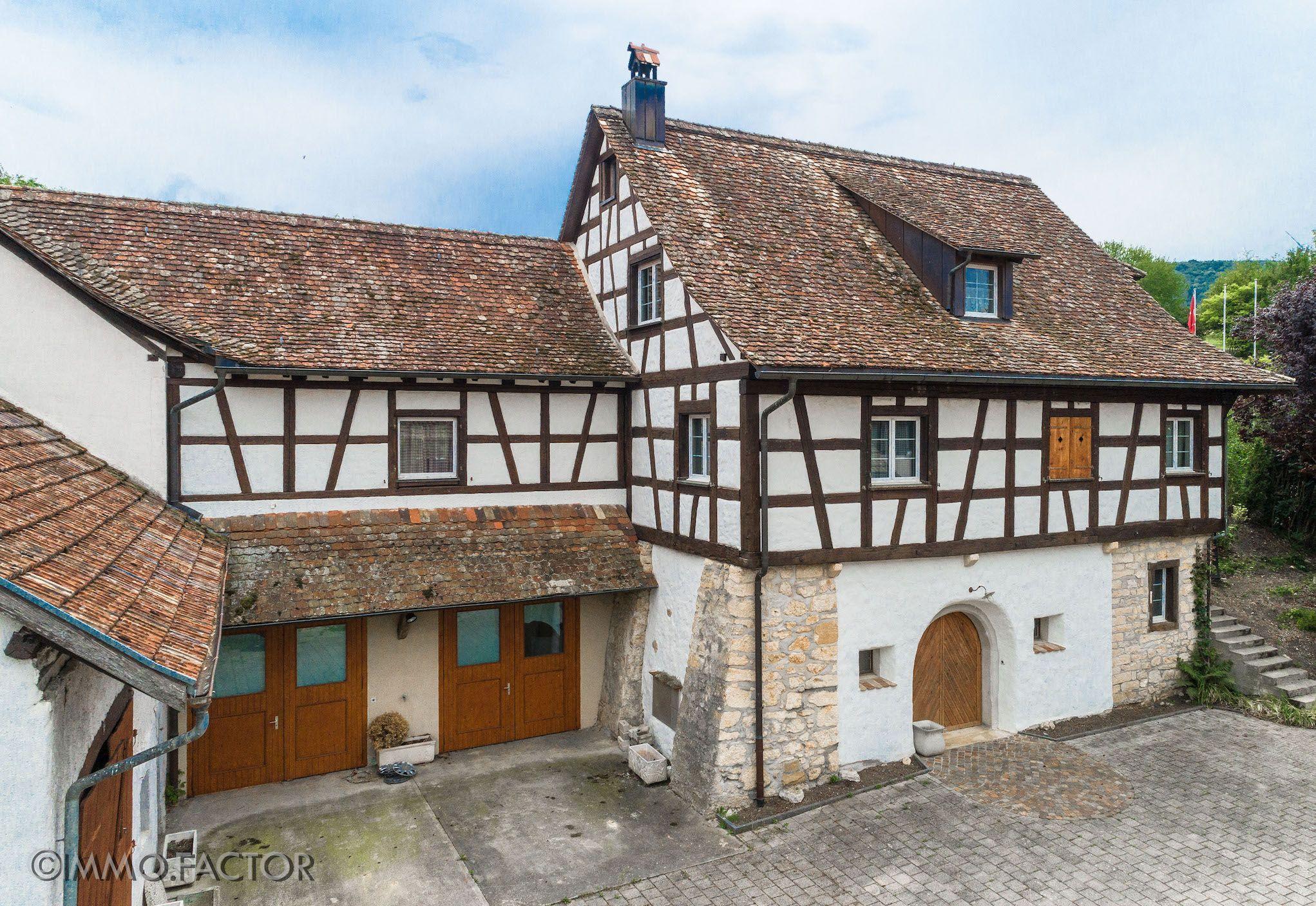 Bauernhaus Altdorf/Thayngen KantonSchaffhausen Switzerland