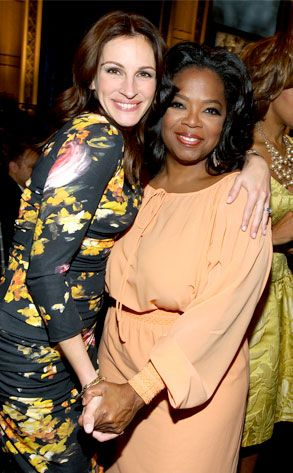 Julia Roberts, Oprah Winfrey