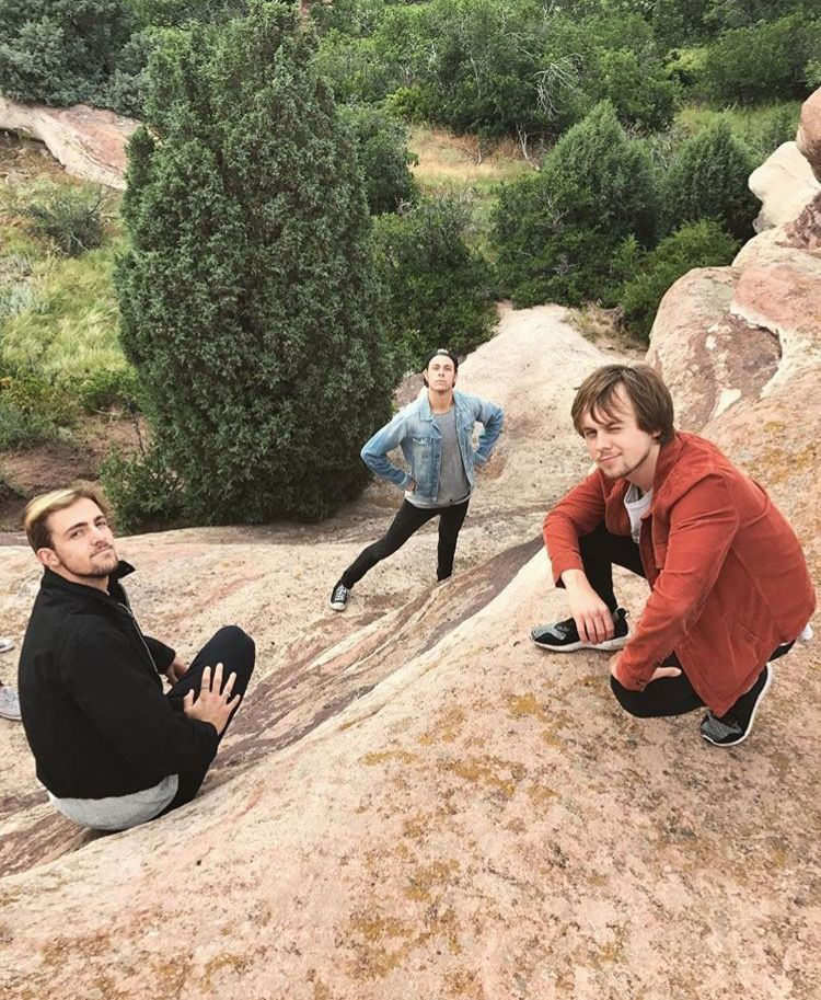Riker, Rocky and Ratliff