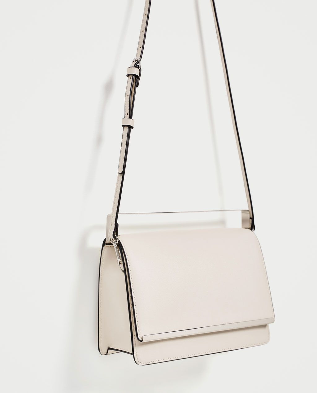 c296c3b8536 CROSSBODY BAG WITH METAL DETAIL-View all-BAGS-WOMAN | ZARA United States