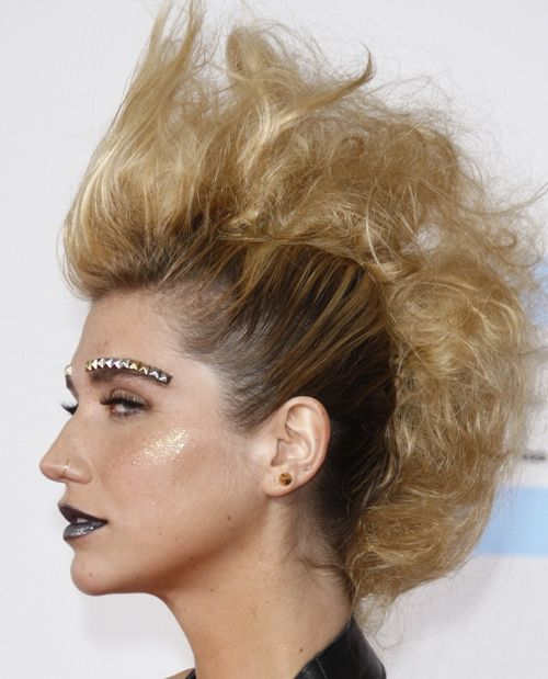 15 Stunning Mohawk Hairstyles Mohawk Updos Mohawk Hairstyles For
