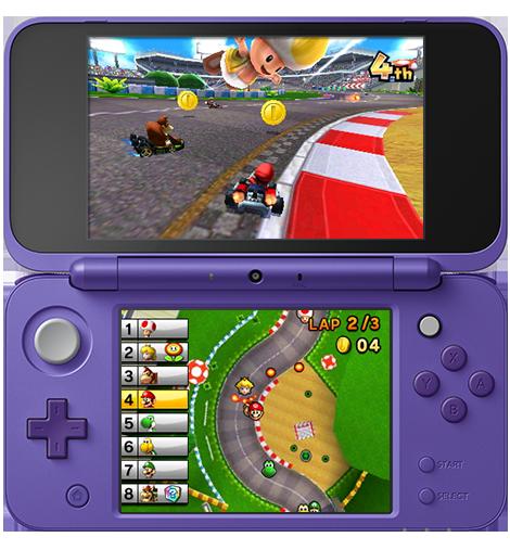 New Nintendo 3DS LL XL Soft Cover MARIO