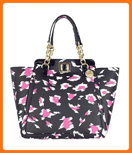 Juicy Couture Wild Thing Leather Large Wing Tote Bag 3cd3805f51482