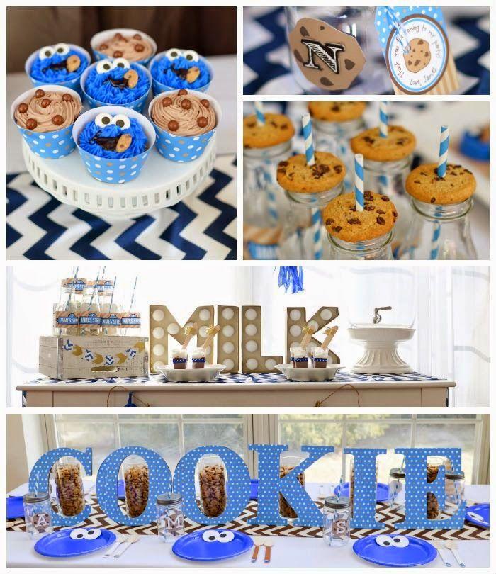 Cookie Monster themed birthday party Full of REALLY CUTE IDEAS via Karau0027s Party Ideas! full of decorating ideas cakes decor desserts cup.  sc 1 st  Pinterest & BeyazBegonvil I Kendin Yap I Al??veri? IHobi I Dekorasyon I Makyaj I ...