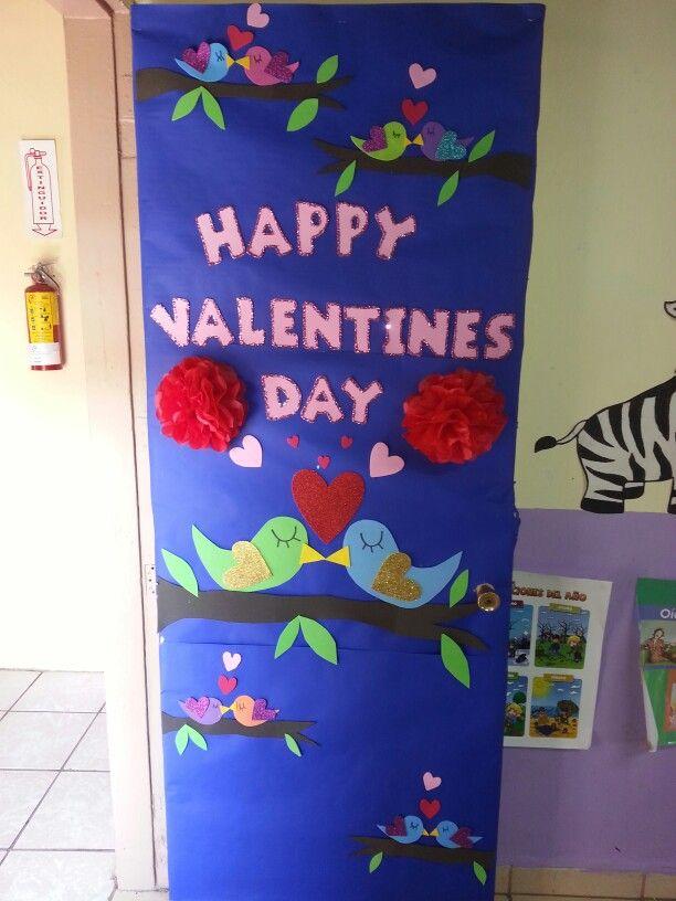 Classroom Ideas For Valentines Day ~ Valentines day door classroom puertas y frisos