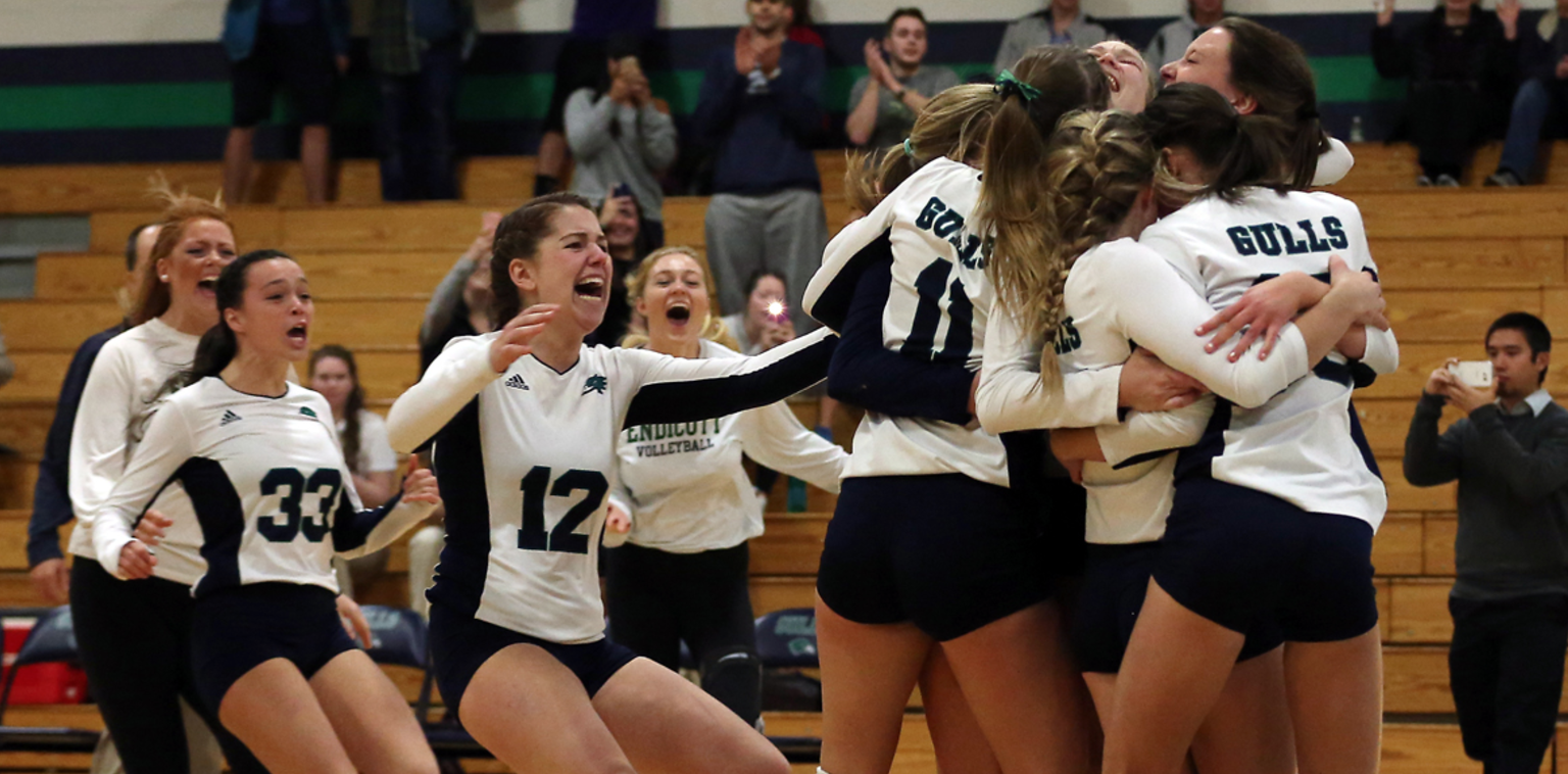 Endicott College Volleyball Is Coached By Head Coach Tim Byram Who Has Coached At Endicott For The Last 17 Years C Women Volleyball Coaching Volleyball Coach