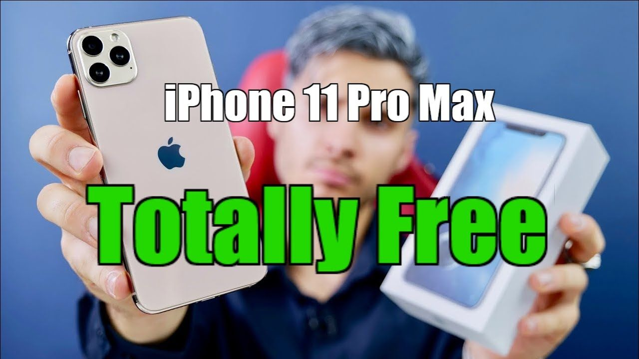 How to get the Iphone 11 for free in 2020 in 2020 Get