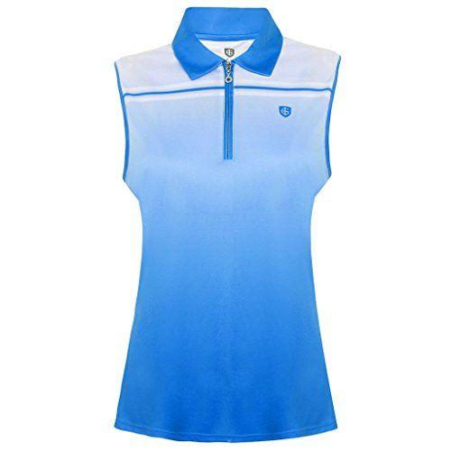 UK Golf Gear - Island Green Women's Iglts1673 Polo Shirt | Women ...