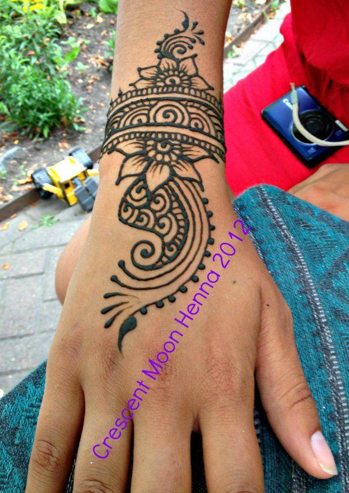 Green Henna Wrist Tattoo: Pin By Sue Appleton Elliott On Festival Henna Designs