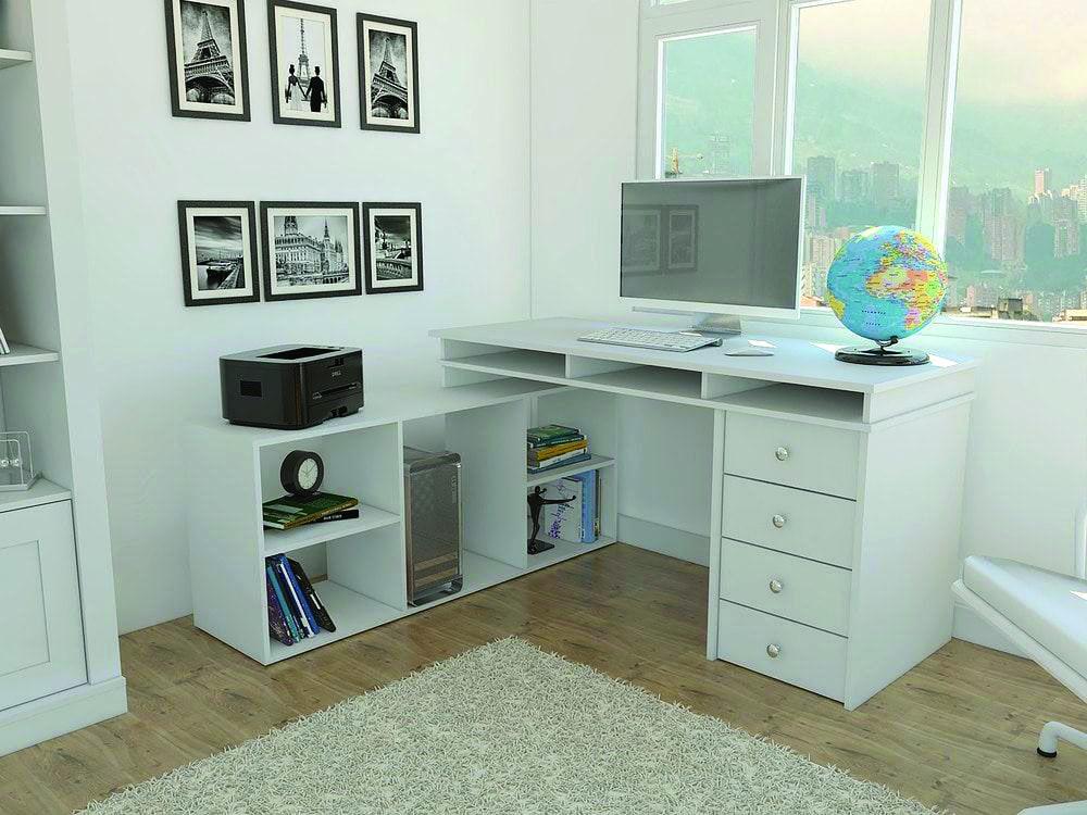 17 Diy Corner Desk Ideas To Build For Your Office Dom Kvartira