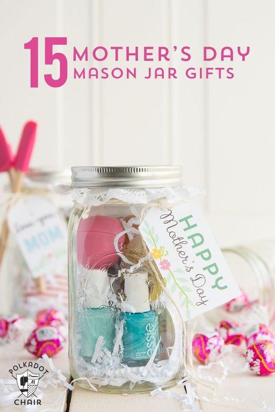 53 Coolest DIY Mason Jar Gifts + Other Fun Ideas in A Jar