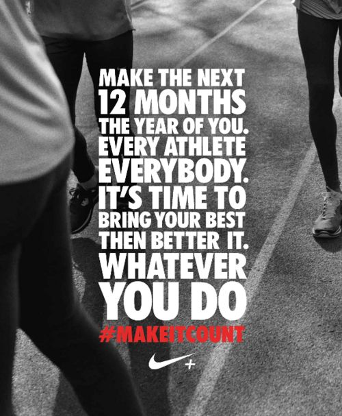 Nike Motivational Quotes: Best 25+ Nike Motivation Ideas On Pinterest