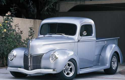 1940 Ford Pickup Featured Vehicles Custom Classic Trucks
