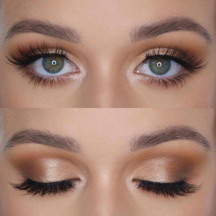 The Hands-Down 31 Best Skincare Brands in 2020   Gold eye makeup, Bridal makeup natural, Bridesmaid