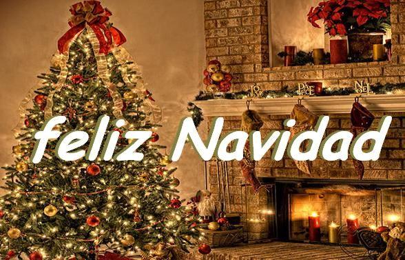Mensajes De Navidad 365greetings Com Merry Christmas Pictures Spanish Christmas Cards Christmas Card Messages