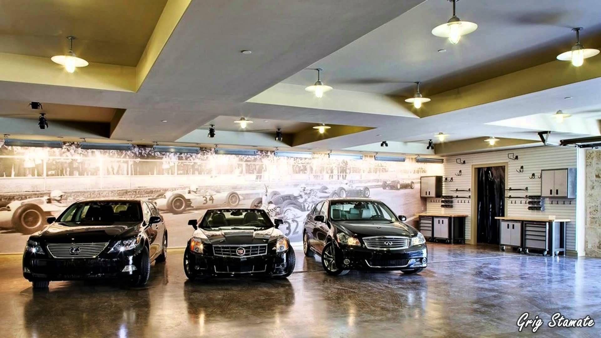 Contemporary Garage Design Ideas Cool Garage Decor 83592307