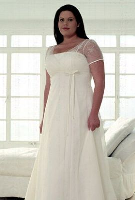 Vestidos de novia en talla xl