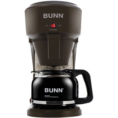 Bunn 10 Cup Speed Brew Outdoorsman Coffeemaker Brown Camo You Can Get More Details By Clicking On The Bunn Coffee Maker Coffee Maker One Cup Coffee Maker