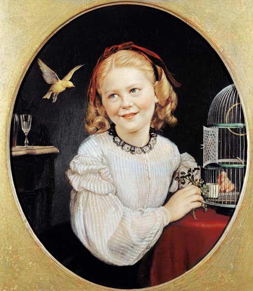 Bild:  Philip Hoyoll - Food for the canary