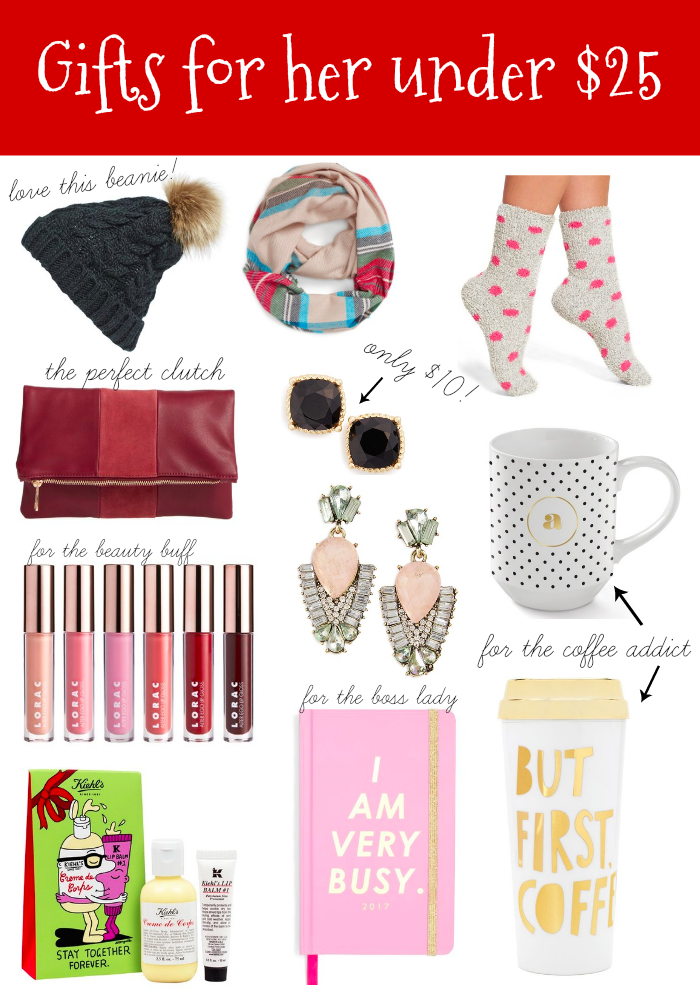 Gifts for Her Under $25 | Gifts for her, Gifts, Style
