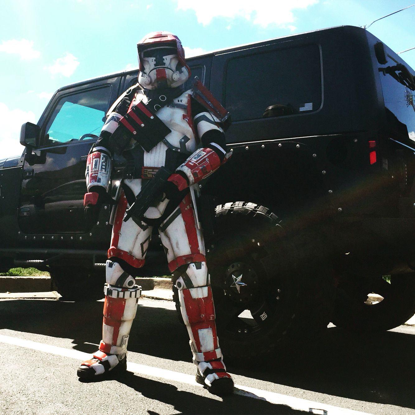 Jace Malcom Old Republic Commando Havoc Squad
