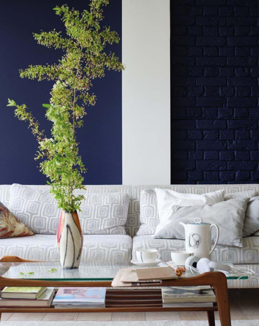 Quel Mur Peindre En Couleur Salon quel mur peindre en couleur dans une pièce ? | peindre mur