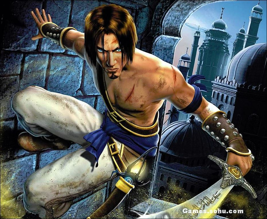 Prince of Persia ..  Sands of Time