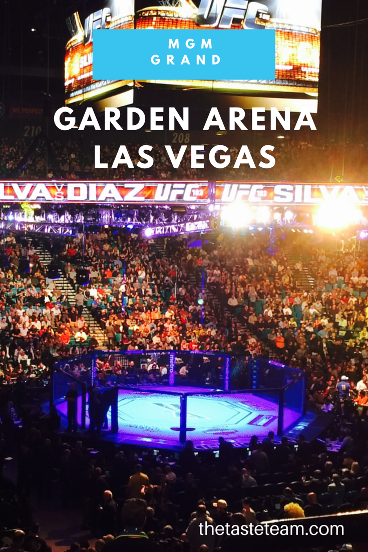MGM Grand Garden Arena Hosts Concerts, Shows, And Sporting Events. Theyu0027re  Known For Holding UFC Fights. See What Itu0027s Like Inside Their Events.